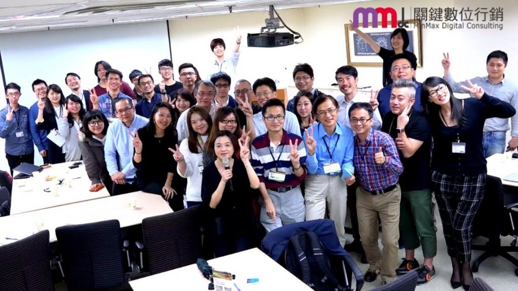 IDEAS Tech Hackathon-大合照